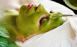 Pervin Dinçerden cildi tazeleyen nane maskesi