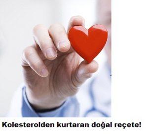 Kolesterolden kurtaran doğal reçete