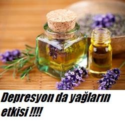Depresyonda yağların etkisi