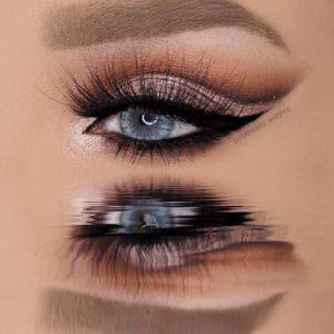 göz makyajı modelleri