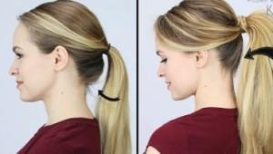 2 hareket ile saçınızı daha dolgun gösteribilirsiniz