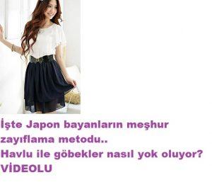 japon-bayanlar-havluyla-nasıl-zayıflıyor