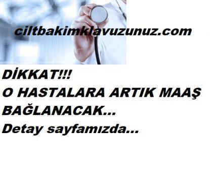 Read more about the article O HASTALARA ARTIK MAAŞ BAĞLANACAK
