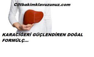 Karaciğeri güçlendiren formül