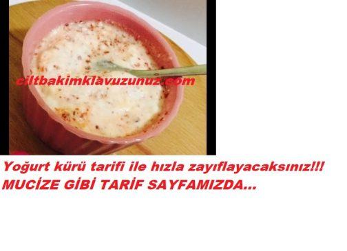 Read more about the article YOĞURT KÜRÜ TARİFİ İLE HIZLA ZAYIFLAYACAKSINIZ