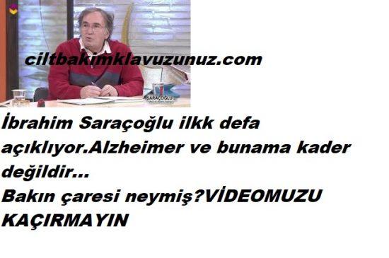 Read more about the article ALZHEİMER-BUNAMA ENGELLEYEN KÜR