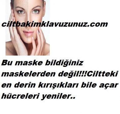 Read more about the article SPİRULİNA EN İYİ HÜCRE YENİLEYEN MASKE