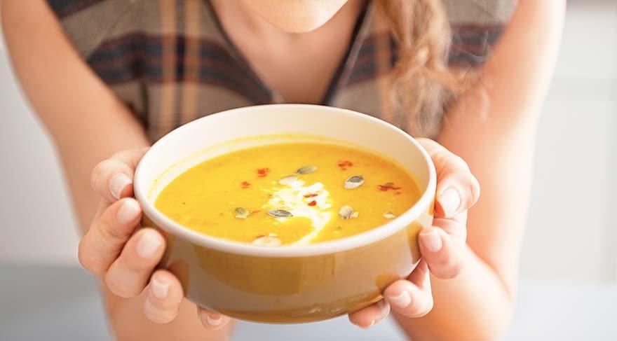 Bağışıklık güçlendiren çorba tarifi