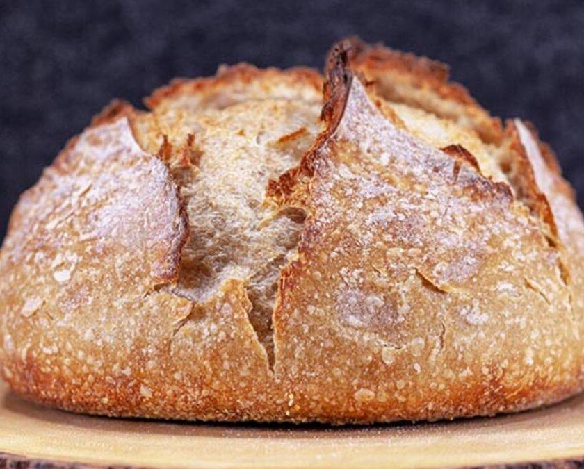 Evde mayanız yoksa bu yöntemle ekmek yapabilirsiniz